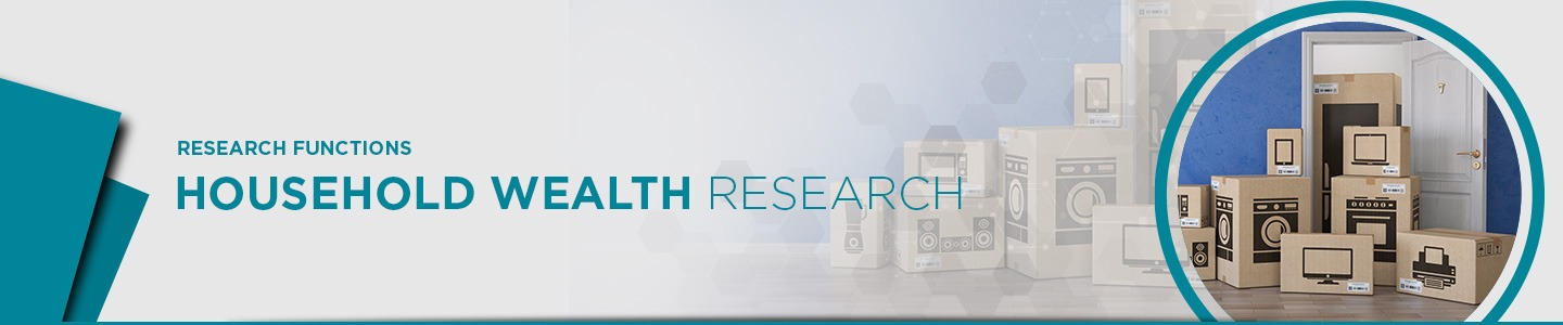 Household Wealth research