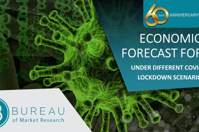 ECONOMIC FORECAST FOR SOUTH AFRICA UNDER DIFFERENT COVID-19 LOCKDOWN SCENARIOS