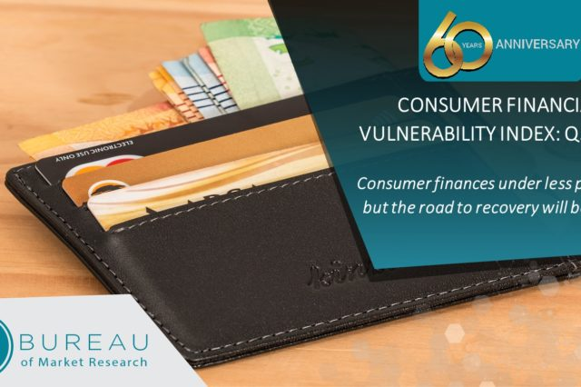 CONSUMER FINANCIAL VULNERABILITY INDEX: Q3 2020 Consumer finances under less pressure, but the road to recovery will be tough