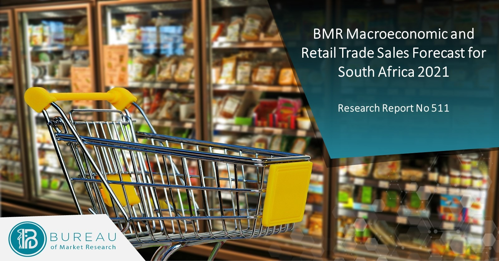 BMR Macroeconomic and Retail Trade Sales Forecast for South Africa 2021